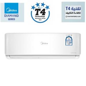 Midea Diamond, 1.5 Ton, 4 Star T4 Technology Indoor Split Air Conditioner