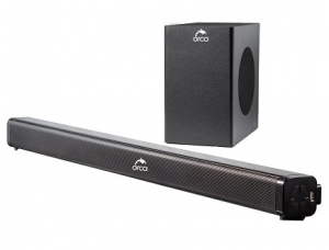 Orca Sound Bar Bluetooth System, 40W (RMS)