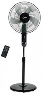 """Midea 16"""" Stand Fan - 800W"""