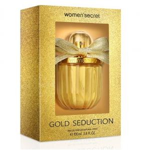 Women'Secret Gold Seduction EDP 100ml