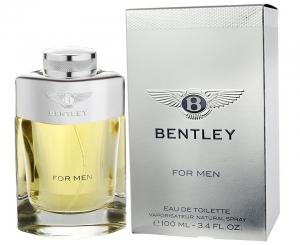 Bentley Eau De Toilette For Men - 100ml