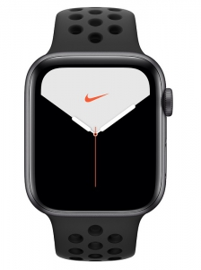Apple Watch Series 5 Nike+ Space Gray Aluminium Case with Anthracite / Black Nike Sport Band 44mm GPS