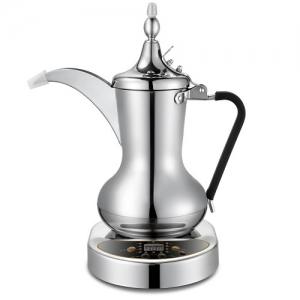 Orca Dallah Arabian Coffee Maker - Silver