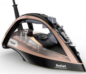Tefal Steam Iron 3120 Watts , Black - FV9845M0