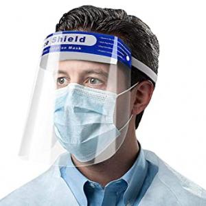 Face Shield High Polymer Direct Splash Protection-Anti Fog.
