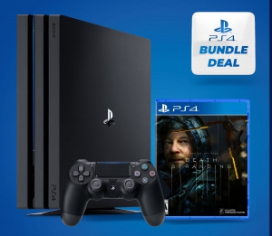 Sony Playstation PS4 Slim 1TB with Death Stranding