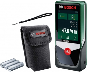 Bosch PLR 50 C Digital Laser Measure