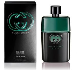 Gucci Guilty Black Pour Homme for Men 90 ml EDT Spray