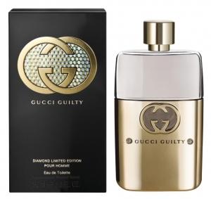 Gucci Guilty Diamond Limited Edition Eau de Toilette for Women - 90ml