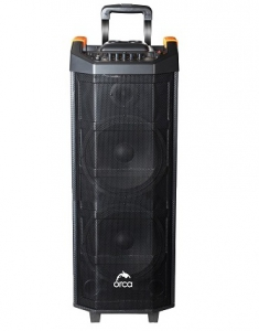 Orca Rechargeable Trolley Speaker 120W(RMS)