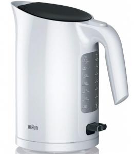 Braun WK3100WH-2200 W Kettle - White