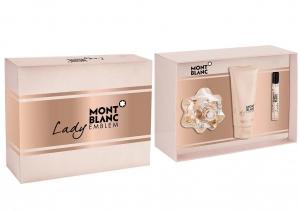 Montblanc Lady Emblem 75ml Eau De Parfum gift set