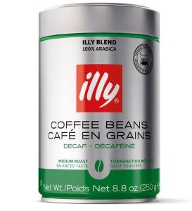 illy Decaffeinated Ground Coffee - 250g