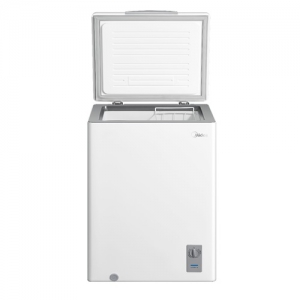 Midea 185 Liter Chest Freezer - White