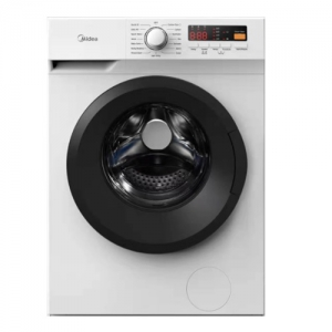 Midea 8 Kg, Front Load Washer & Dryer - White