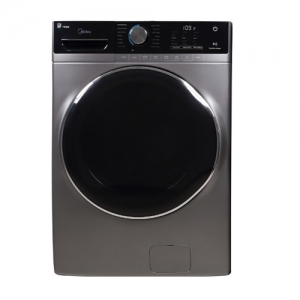 Midea 21 Kg, Front Load Washer