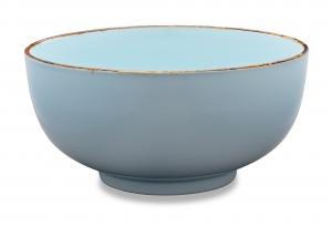 Sands Porcelain Bowl - Light Blue
