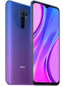 Xiaomi Redmi 9 (Storage 64 GB, 4 GB RAM) Smartphone, Purple