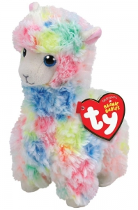 Ty Toys Beanie Babies Llama Lola M.color Regular 6in