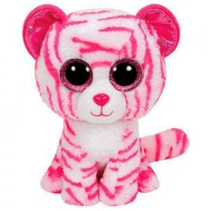 Ty Toys Beanie Boos Tiger Asia White Large