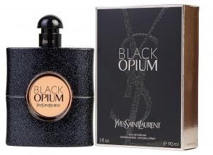 Yves Saint Laurent Black Opium EDP For Women - 90ml