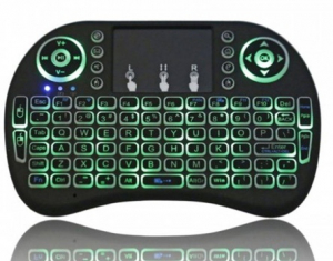 Mini Wireless Remote Control Keyboard for Smart TV PS4 Android TV Box