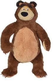 Masha Plush Bear 50 cm