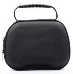 Portable Shock Absorption Eva Storage Bag for PS5 Controller Travel Carrying Case for Playstation 5 Game Accessories