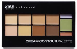 Kiss Cream Contour Palette-Light Medium