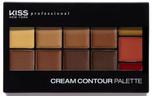 Kiss Cream Contour Palette-Medium Dark