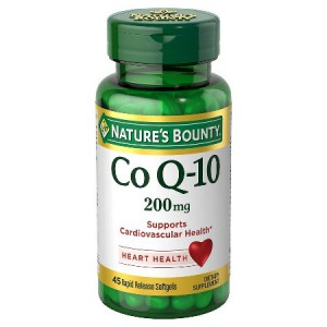 Nature's Bounty Co Q-10 200 mg, 45 Softgels