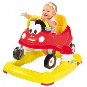 Little Tikes Cozy Coupe 3 In 1 Mobile Entertainer Toy - 992261
