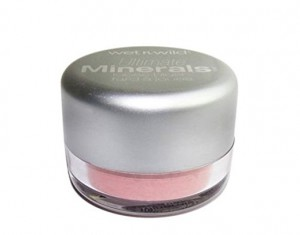 Wet 'n' Wild Ultimate Minerals Loose Blush Purely Mauve 164