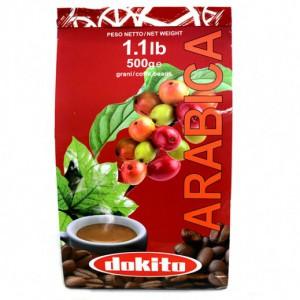 Dokito Red Arabica Coffee Beans 500 gms