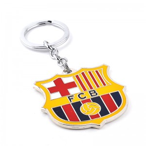 FC Barcelona Football Club Key Chain