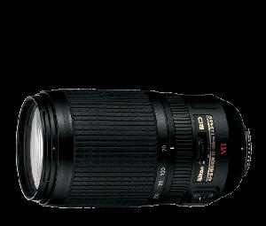Nikon AF-S VR Zoom-Nikkor Lens 70-300mm f/4.5-5.6G IF-ED