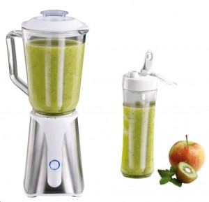 DomoClip DOP139 Blender 2 in 1 Blender and Metal