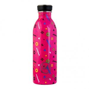 24 Bottles -Geometric Collection 0.5 l-Lollipop