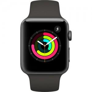 Apple Watch Series 3 42mm Sport Band Smartwatch