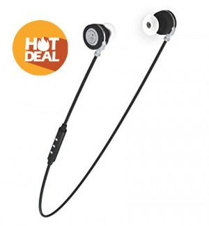 Noizy Kameleon Series Bluetooth Headphones-Black