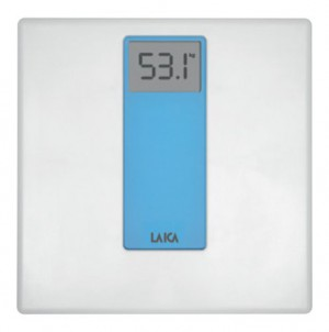 Laica PS1045B Electronic Personal Scale Blue