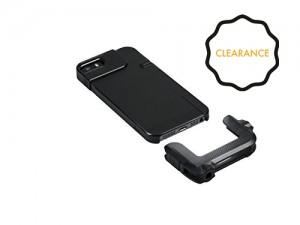 Olloclip Iphone 5/5S Quick-Flip Case with Pro Photo Adaptor - Black