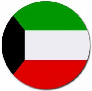 PopSockets Expanding Phone Stand and Grip Kuwait flag
