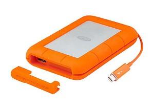 LaCie 4TB RAID USB3.0 & Thunderbolt - HardDrive