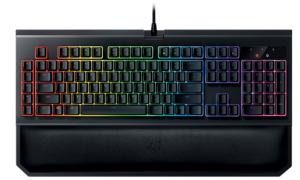 Razer BlackWidow Chroma V2 Gaming Keyboard Multi Award-winning Mechanical Switches, Yellow