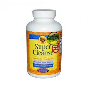 SUPER CLEANSE- FOR YOUR COLON (200 TAB.)