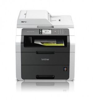 Brother Multifunction LED Printer MFC9140CDN