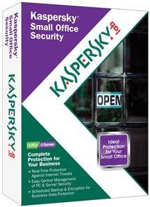 Kaspersky Small Office Security 2014 5 User + 1 Server