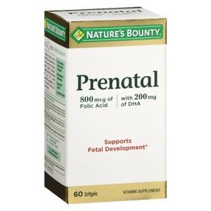 Nature's Bounty Your Life Multi Prenatal, 60 Softgels