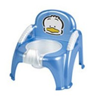 """Home Design Trainer Potty """"African""""  - CM-135"""